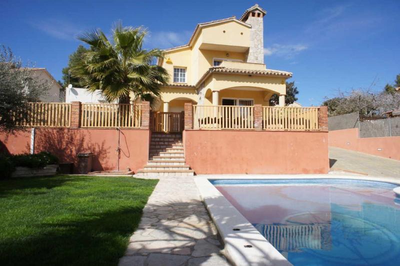 House in Natural Park - Image 1 - Olivella - rentals