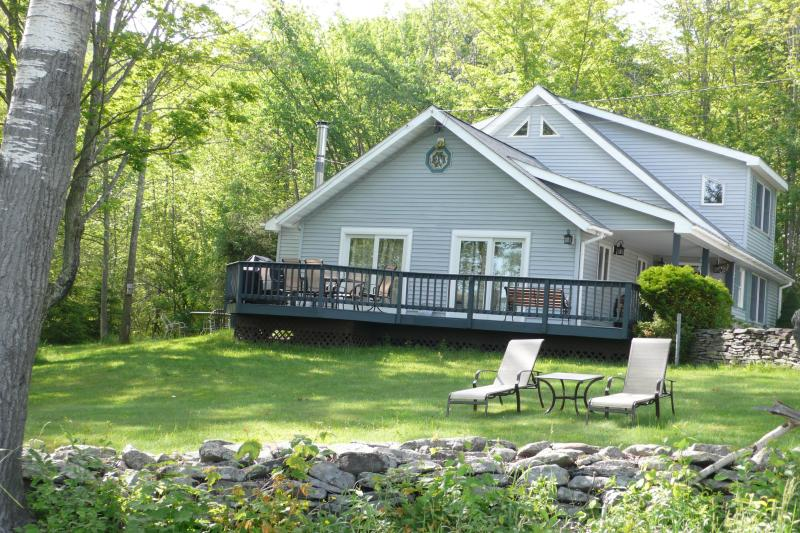 Front of house - Catskill Mountain View House, Belleayre, Fire Pit! - Roxbury - rentals
