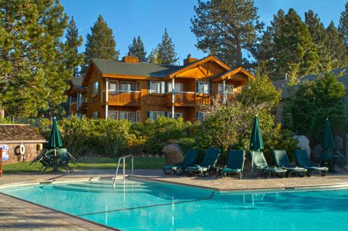 The resort - Red Wolf Lakeside Lodge: Lakeside, 1 Bedroom Villa - Tahoe Vista - rentals