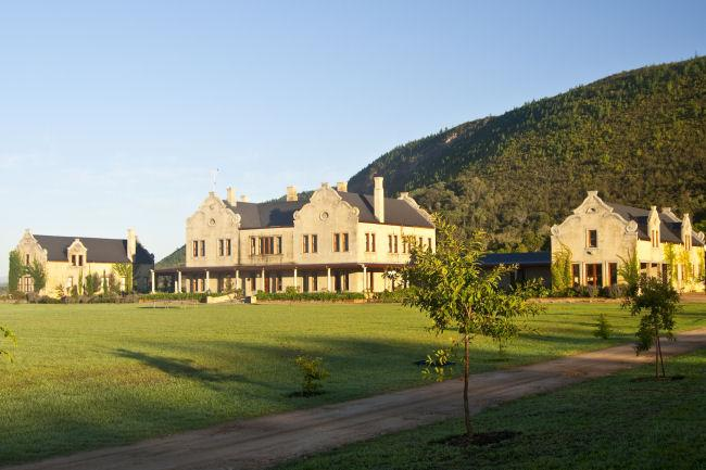 Kurland Villa, near S.A.'s Plettenberg Bay, Villa on Polo Estate, sleeps 16 in Luxury, Private Pool, - Image 1 - The Crags - rentals