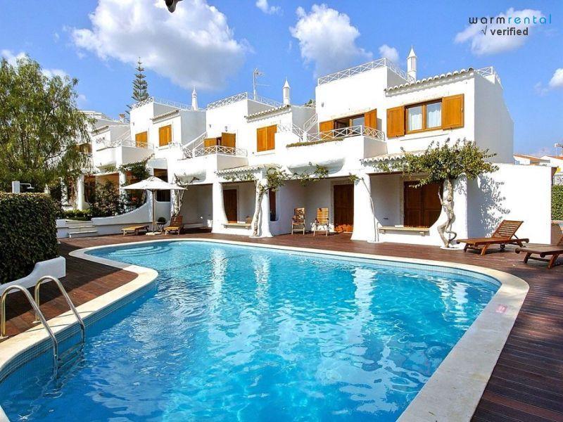 Pool - Giddah Purple Apartment, Albufeira, Algarve - Olhos de Agua - rentals