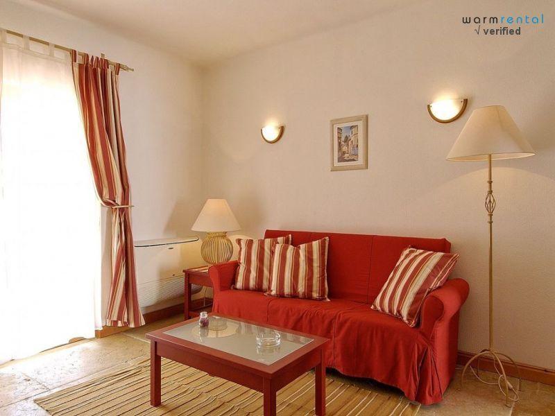 Living Room  - Giddah Red Apartment - Olhos de Agua - rentals