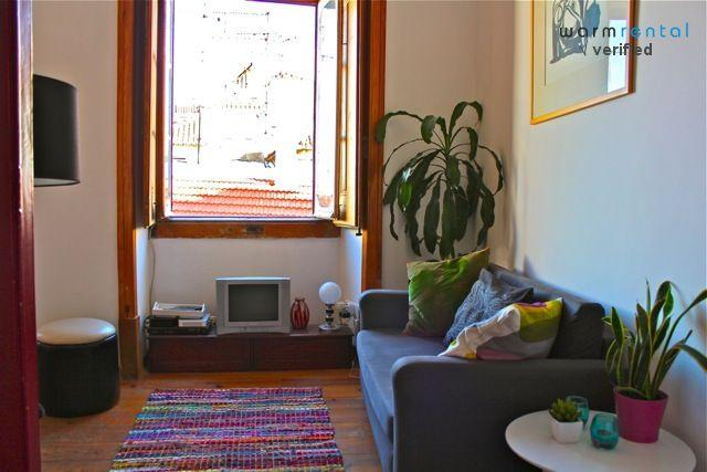 Living room  - Kencur Apartment - Lisbon - rentals