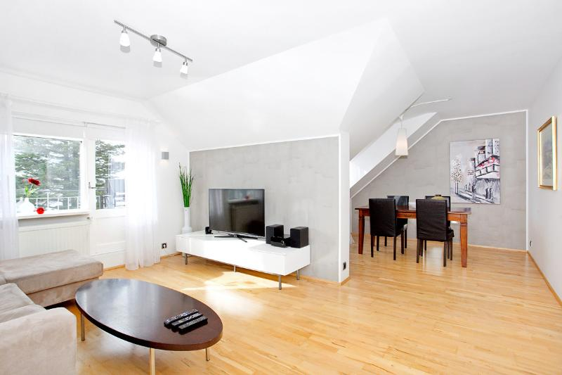 Beautiful apartment central location - Image 1 - Reykjavik - rentals