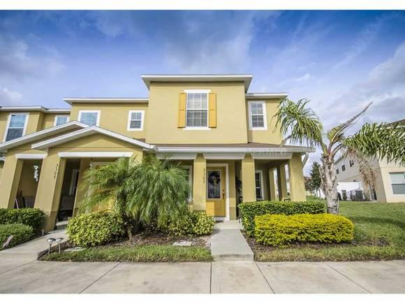 The Building. Safe, Gated Community . - COMPASS BAY. WONDERFUL TOWNHOUSE!!! LUXURY,SAFE,GATED CONDO! FULL EQUIPED. - Kissimmee - rentals
