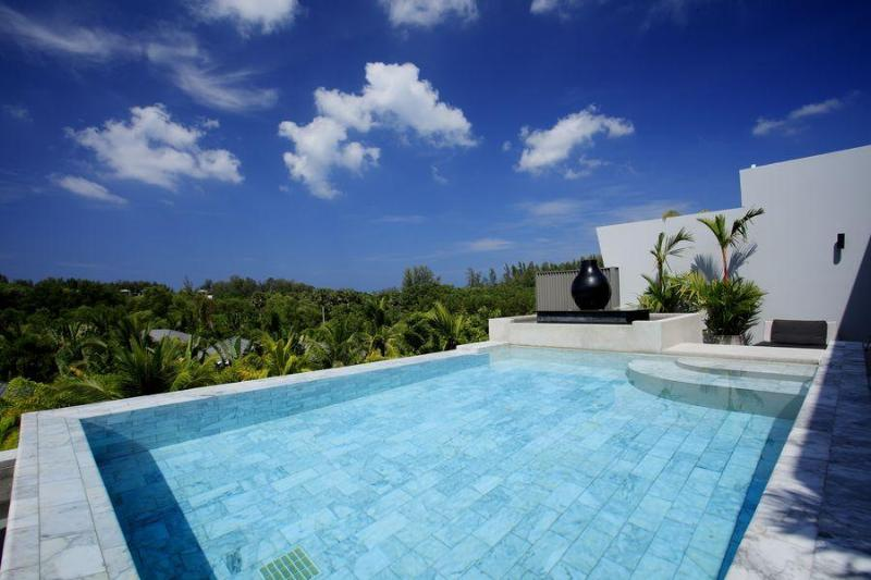 Luxury Penthouse Apartment with Private Pool - Image 1 - Thalang - rentals