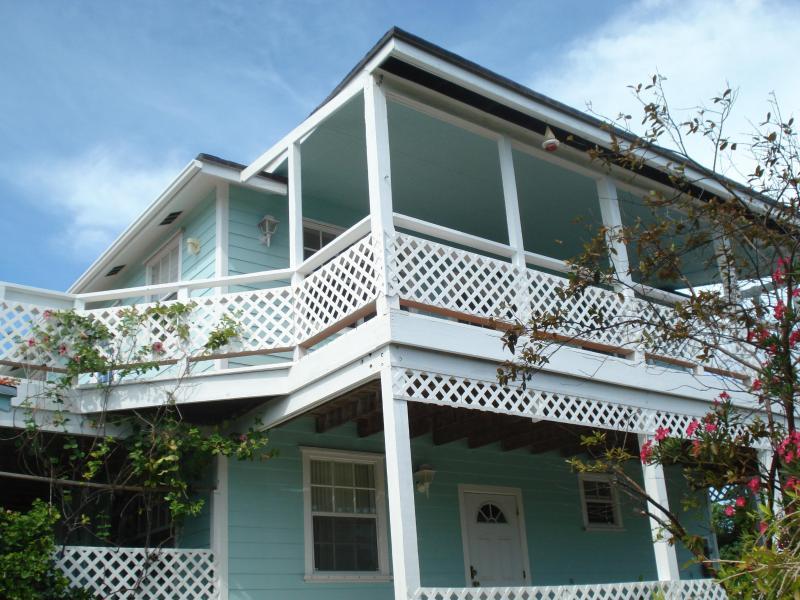 Exuma Hummingbird House with panoramic views - Exuma Hummingbird House - George Town - rentals