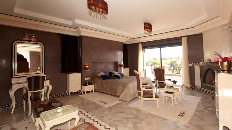 Vacation luxury Villa Marrakech - Image 1 - Marrakech - rentals