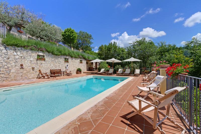 Borgo Aquaiura:Toretta - Image 1 - Pompagnano - rentals