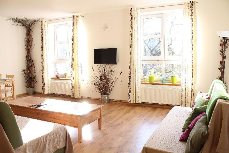 Bianca Studio block away from Krakow's Main Square - Image 1 - Krakow - rentals