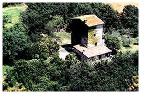 farmhouse near to Todi for 8 guests - Image 1 - Todi - rentals