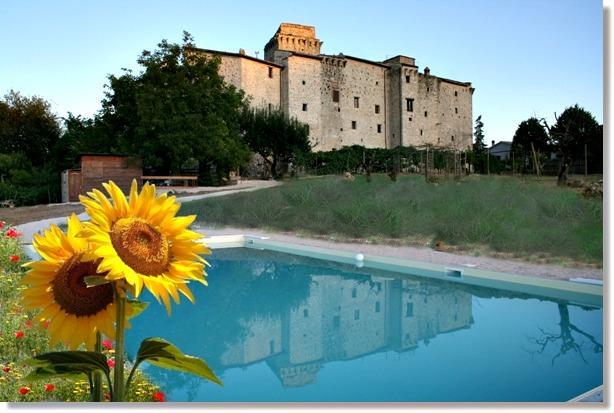 apartments in castle near to Todi 808 - Image 1 - Todi - rentals