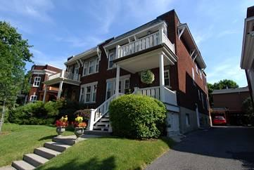 Spacious Family Home with Quiet Garden. MONTREAL! - Image 1 - Montreal - rentals