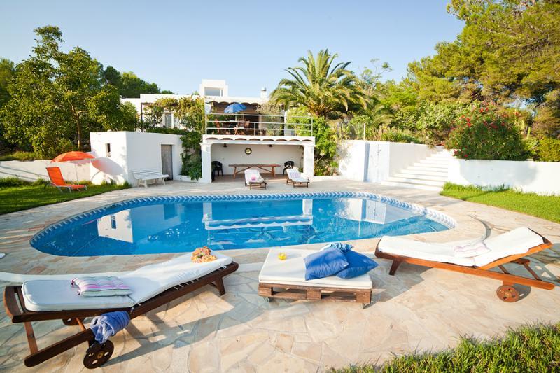 Sunny Ibiza Villa - Image 1 - Cala Gracio - rentals