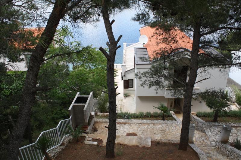 Apartments Šparadići studio 2 - Image 1 - Sibenik - rentals