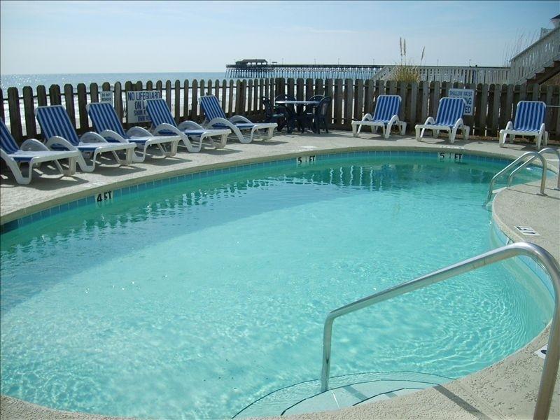 Garden City*Direct Oceanfront, Wifi, Pool, & More! - Image 1 - Garden City Beach - rentals