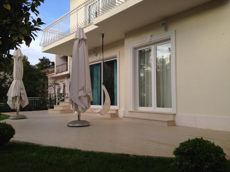 Garden - Vila Aurora - Zaboric - rentals