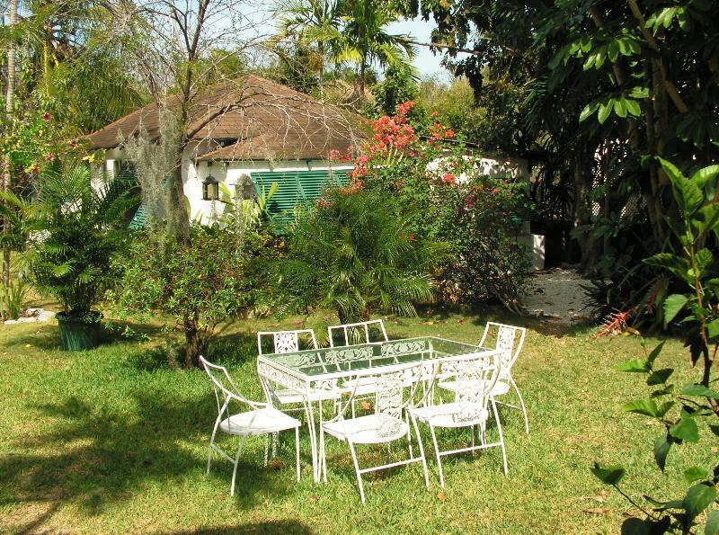 Silk Cotton Cottage - Silk Cotton Cottage. Beach at Your Toe Tips! - Nassau - rentals
