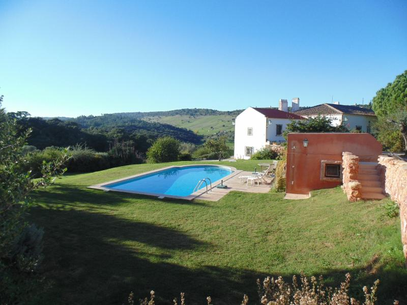 Qta Escudeira - Farm with a breathtaking landscape - Image 1 - Palmela - rentals