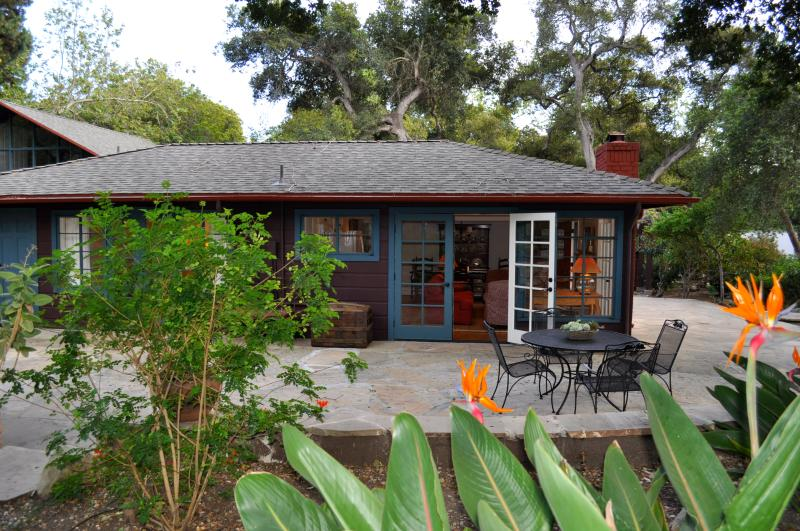 "Tranquil Setting - ""the cottage"" on Olive Mill - Montecito - rentals"