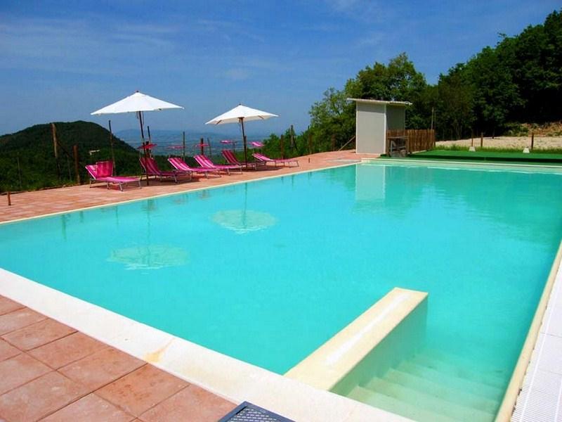 Villa Marianna : APT C, 7 miles to central Spoleto - Image 1 - Spoleto - rentals