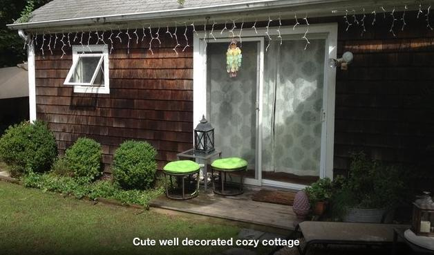 Front of cottage - Cute Hamptons Cottage - Southampton - rentals