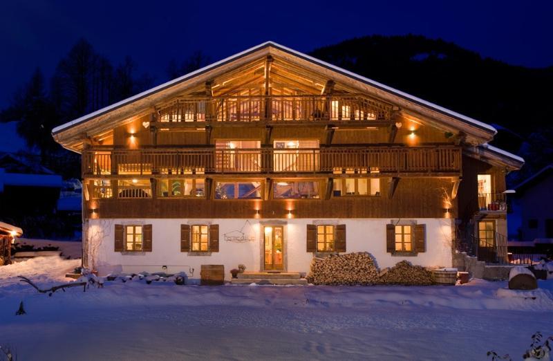 Ferme du Ciel - Ferme du Ciel (Luxury Ski Chalet) - Samoëns - rentals