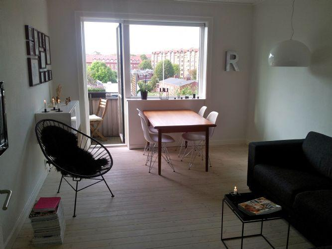 Uglevej Apartment - Nice bright Copenhagen apartment in northwest area - Copenhagen - rentals
