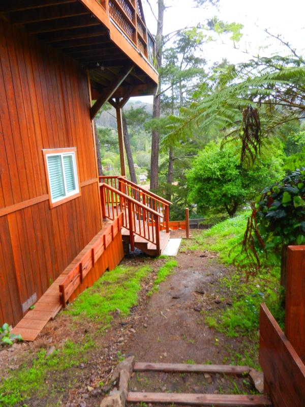 1b Retreat, Woodland Vus, Hike2 2Beachs, 10min 2sf - Image 1 - Mill Valley - rentals