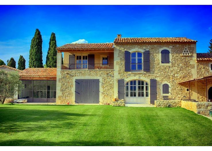Le Mas Griella - Image 1 - Saint-Remy-de-Provence - rentals