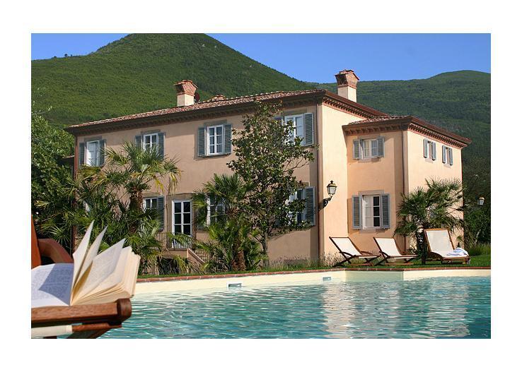 italy/tuscany/villa-boschi - Image 1 - Vorno - rentals