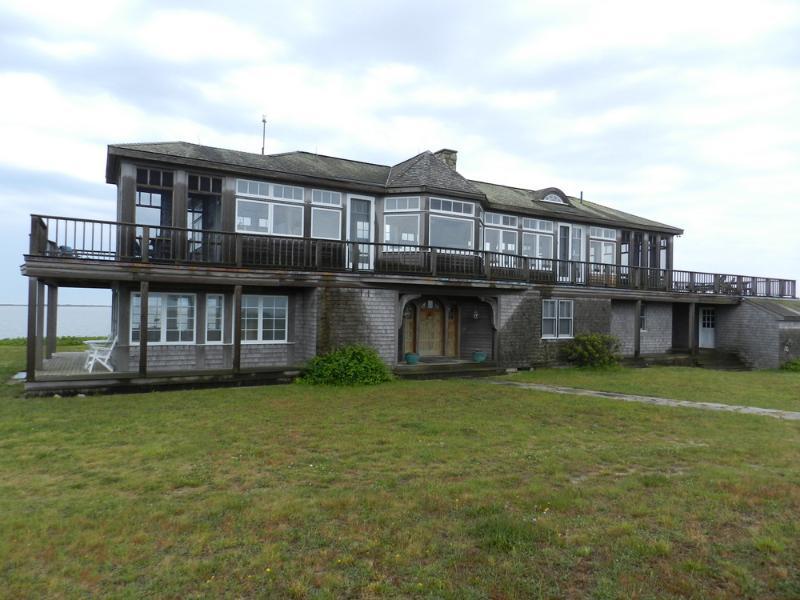 #398 Pristine Spot on John Oliver Point W/ 360 deg. Views - Image 1 - Edgartown - rentals