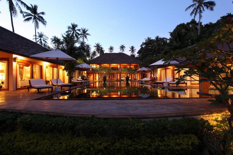 Laem Sor Villa 4432 - 5 Beds - Koh Samui - Image 1 - Koh Samui - rentals