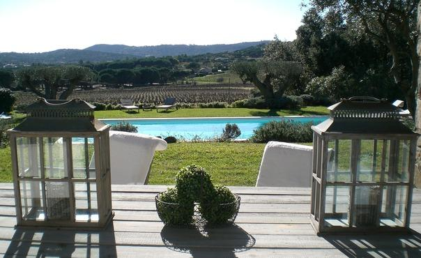 Cozy villa with sea view and pool for 9  people in the South of France - FR-1078016-Ramatuelle - Image 1 - Ramatuelle - rentals
