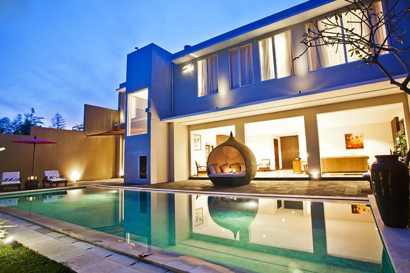 Pool - Sakovabali Villa 0037 Batubelig 5 BR - Kuta - rentals