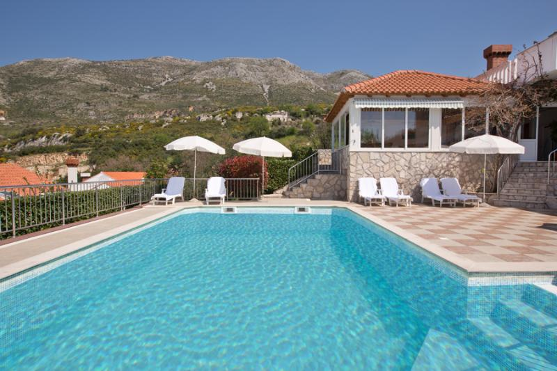 Swimming pool - Seaview apartment Carol 4 - Cavtat - rentals