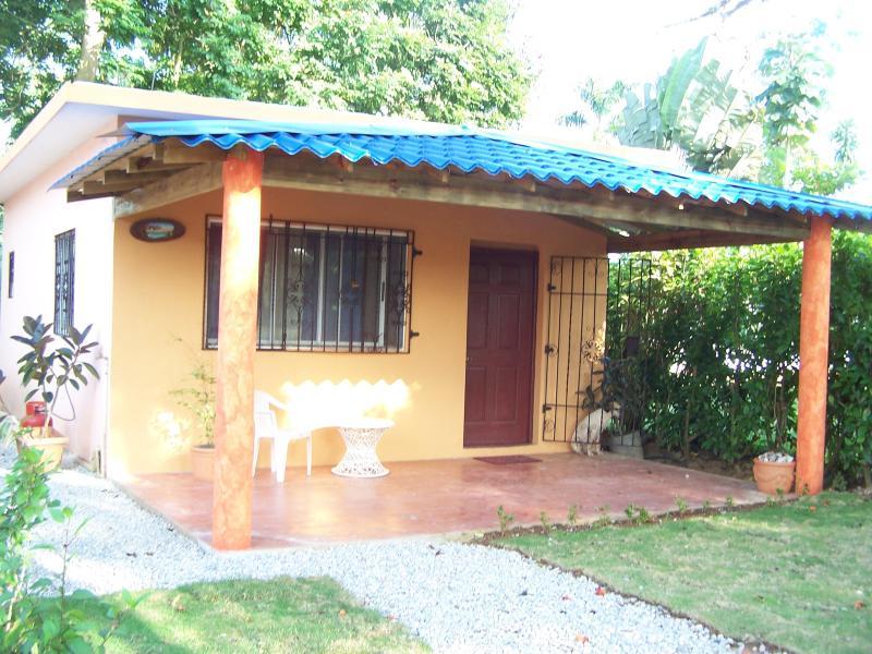 Front view - Residencia Cacoa - Las Terrenas - rentals