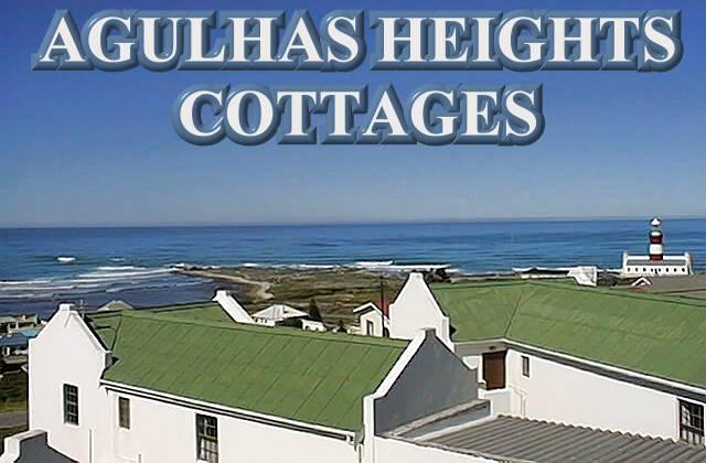 AGULHAS HEIGHTS SELF CATERING COTTAGES - Image 1 - L'Agulhas - rentals