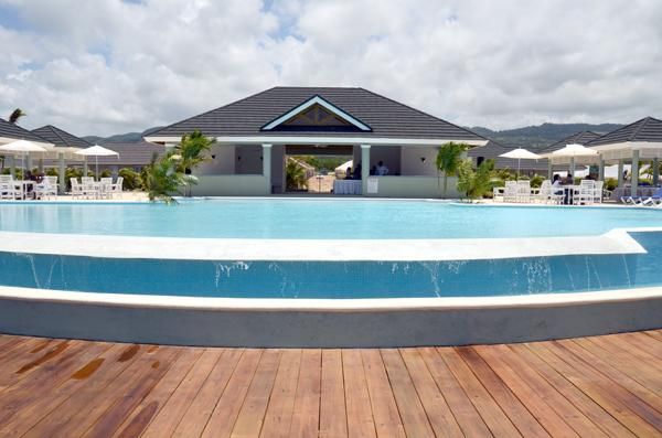 Beautiful Infinity Pool - Pimento Oasis, Ocho Rios, St. Ann, Jamaica - Ocho Rios - rentals
