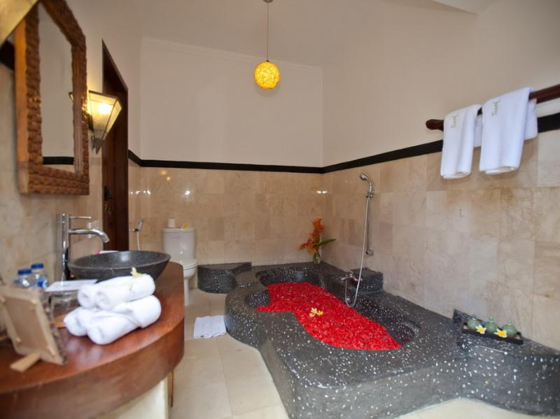 3Bedroom Private Pool Villa with Rice Field View - Image 1 - Canggu - rentals