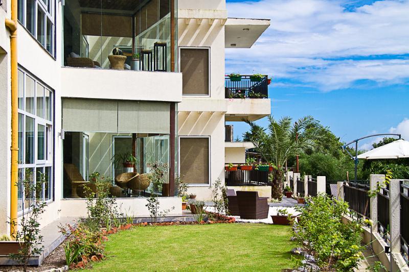 Villa Exterior - Crosswinds - A Luxury Villa near Nainital - Nainital - rentals