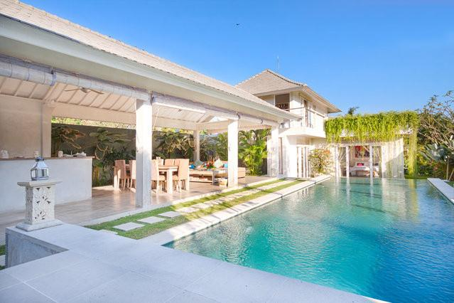 general view Villa Leoli - Exotic Villa 4 BR Villa with swimming pool Umalas - Seminyak - rentals