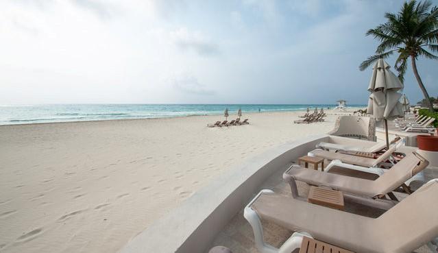 Stunning Family Oceanfront Retreat 7017 - Image 1 - Playa del Carmen - rentals