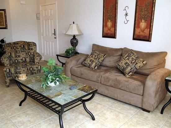 3 Bedroom 2 Bath Lake View Condo In Oakwater Resort. 2785OD - Image 1 - Orlando - rentals