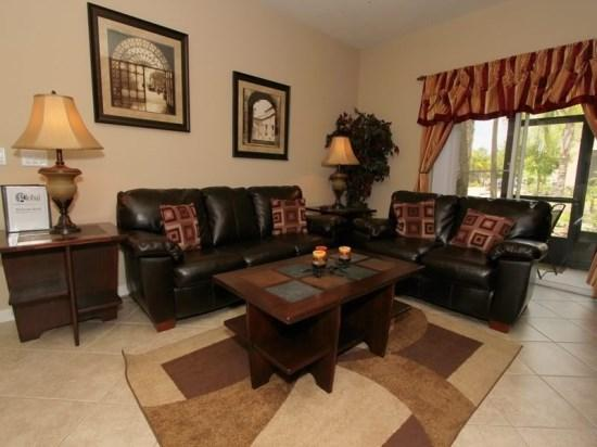 Beautiful 3 Bedroom 2 Bath Condo In The Gated Community Of Oakwater. 2710OD - Image 1 - Orlando - rentals