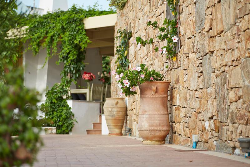 Cycladic Villa - Image 1 - Skala Oropou - rentals