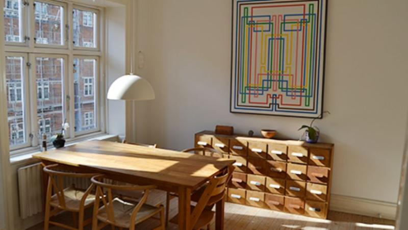 Lombardigade Apartment - Family friendly Copenhagen apartment with courtyard - Copenhagen - rentals