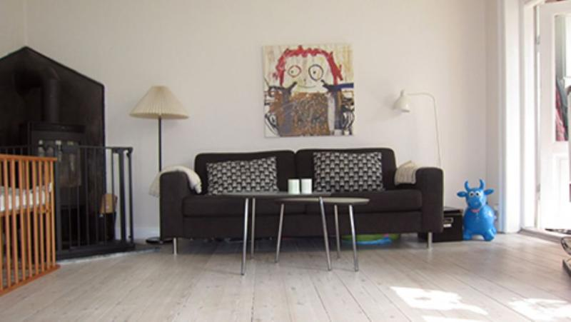 Vestre Allé Apartment - Bright Copenhagen villa apartment at Valby - Copenhagen - rentals
