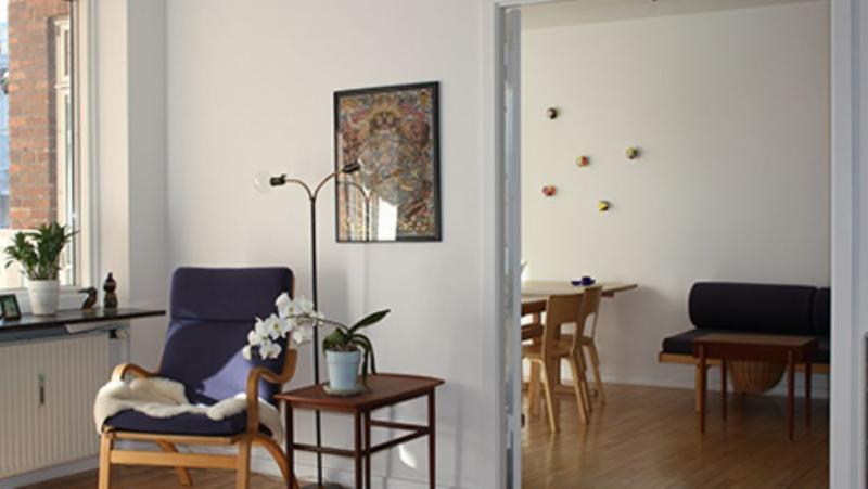 Aksel Moellers Have Apartment - Lovely Copenhagen apartment close to shopping center - Copenhagen - rentals