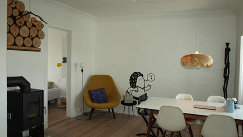 Storkebakken Apartment - Romantic Copenhagen villa apartment near Utterslev Mose - Copenhagen - rentals